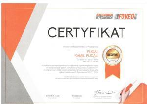 certyfikat-Foveo