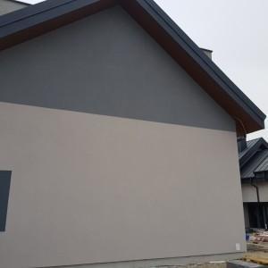 budowa domu ściana