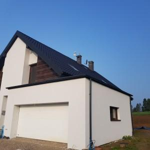 fudal budowa domu