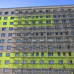 fudal malowanie bloków