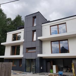 fudal nowoczesny dom