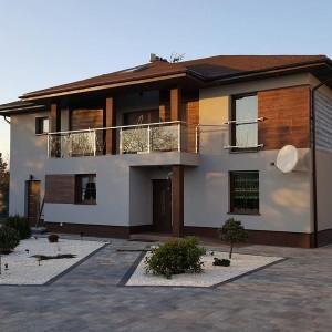 wyremontowany dom nowoczesny